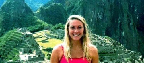 La grande viaggiatrice Cassandra De Pecol.