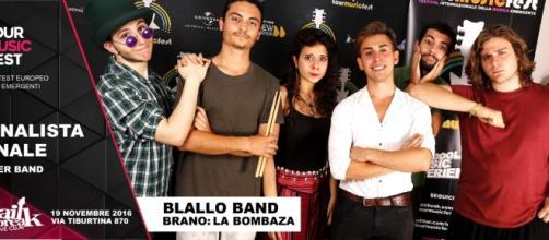 Musica emergenze: la Blallo Band, giovane cover band di Messina
