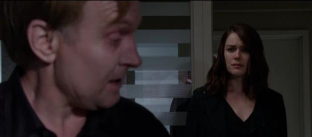 Alexander Kirk and Liz Keen in 'The Blacklist'/Photo via screencap, 'The Blacklist'
