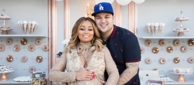 Blac Chyna and Rob Kardashian's Baby Is Coming Soon: All the Ups ... - eonline.com
