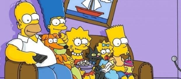 Cenas do seriado Os Simpsons previam o futuros e o avanço da tecnologia