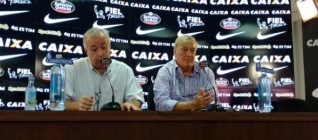 Dirigente promete um Corinthians forte no mercado da bola