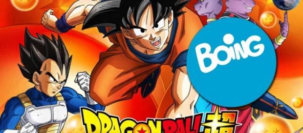 Dragon Ball Super licenciada por Boing