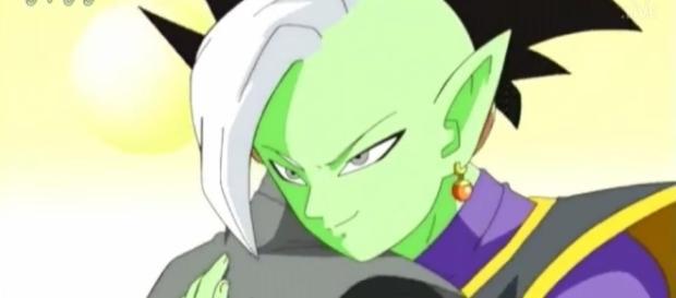 Dragon Ball Super: Zamasu y Black Goku
