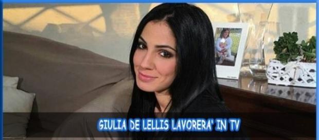 Gossip U&D, Giulia De Lellis lavorerà in tv: ecco dove e cosa farà
