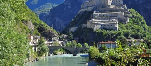 Il forte di Bard - Valle d'Aosta da scoprire - italiadascoprire.net