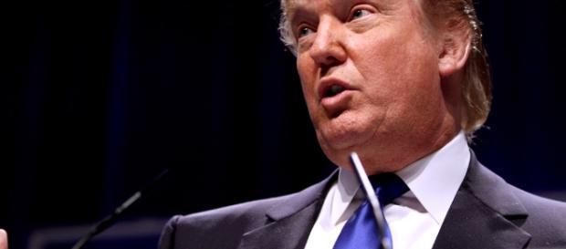 Il neo eletto presidente USA Donald Trump