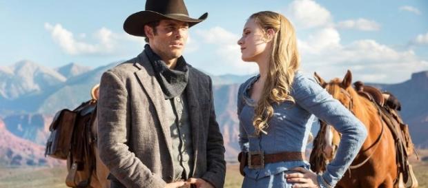 """James Marsden e Evan Rachel Wood in """"Westworld"""", tra le migliori 20 serie tv da non perdere"""