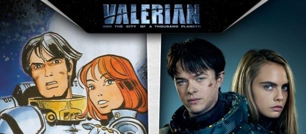 """Le """"Valerian"""" de Luc Besson va-t-il supporté le voyage jusqu'en 2017 ?"""