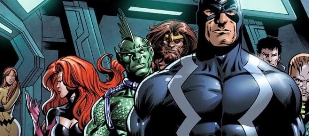 Marvel announces Inhumans TV series - cosmicbooknews.com