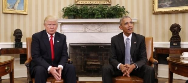 President-Elect Donald Trump Calls President Obama 'Very Fine Man ... - npr.org