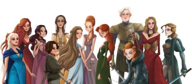 Seja em séries, filmes ou livros, não é de hoje que o imaginário de meninas é fantasiado por princesas perfeita e heroínas guerreira.