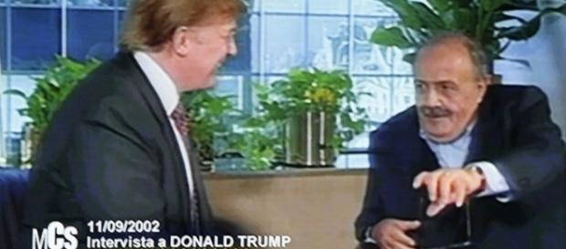 Trump Costanzo Intervista 2002