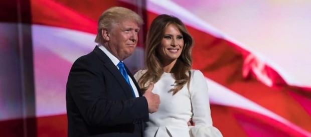 US-Wahlen: Melania Trump hat früher illegal gearbeitet - Blick - blick.ch