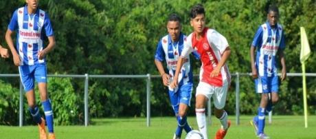 Naci Unuvar - Ajax1.nl - Official Ajax Fansite - ajax1.nl