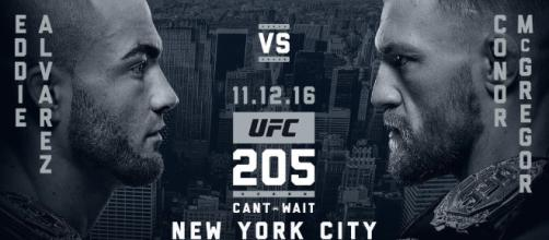 Conor McGregor vs. Eddie Alvarez Will Headline UFC 205 - rickey.org