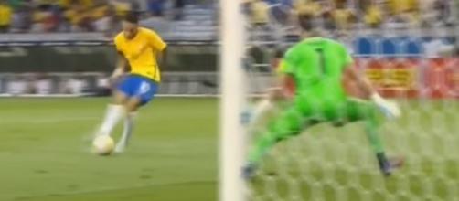 Il Brasile batte l'Argentina 3 a 0
