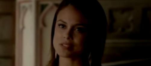 Nathalie Kelley explains Sybil in 'The Vampire Diaries' - Image via thevampirediaries/Photo Screencap via CW/YouTube.com