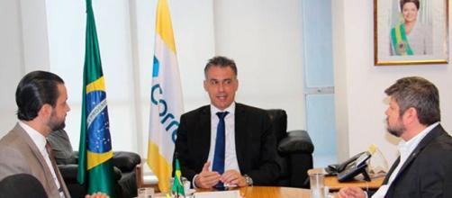 Presidente dos Correios: Guilherme Campos. (Foto: Jornal Contexto)