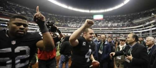 Raiders rally for Mexico City victory - SFGate - sfgate.com