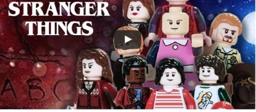 'Stranger Things': discover the successful LEGO version made by a fan (Wikipedia Photos)
