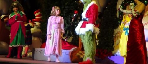The Grinch is the star at Islands of Adventure. (Photo by Barb Nefer)