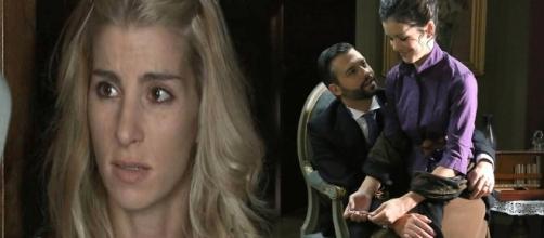 Una Vita, anticipazioni spagnole 14-18/11: Felipe traditore, Cayetana evade dal convento