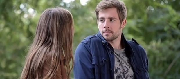 Anna ed Emiliano - Nella puntata di ieri sera il ragazzo ha picchiato Geko