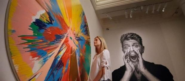 Bowie's art collection could be viewed by the public before being put up for auction ...- nbcnews.com