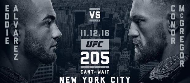 Conor McGregor vs. Eddie Alvarez Will Headline UFC 205 - rickey.org