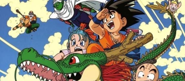 Dragon Ball se emitió por primera vez el 26 de febrero de 1986.