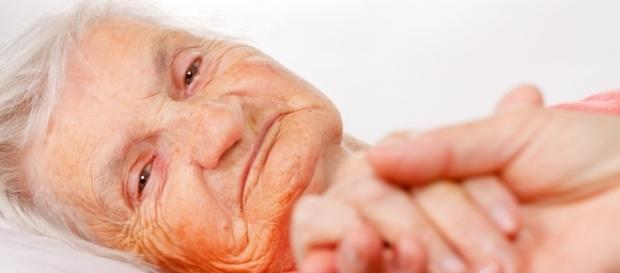 Fotolia / © Ocskay Mark: Elderly care