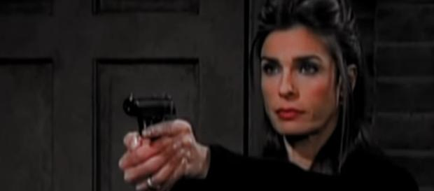 Hope Brady not the only one going to prison in 'Days Of Our Lives' - Image via Leigh's Channel/Photo Screencap via NBC/YouTube.com