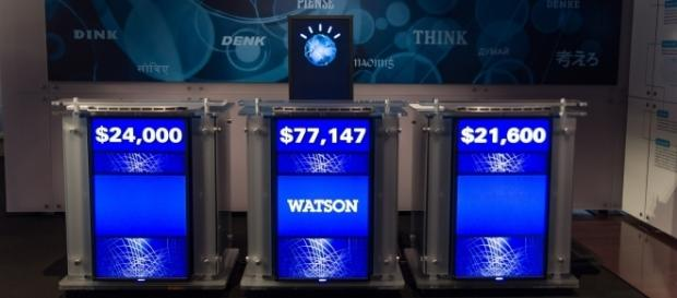 "IBM's Watson computer beat two ""Jeopardy"" contestants in 2011. (Photo via wikimedia.org)"