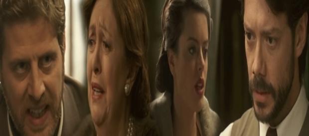 Il Segreto, anticipazioni trama 1215: Sol lascia il dottore, Nicolas rinnega la madre