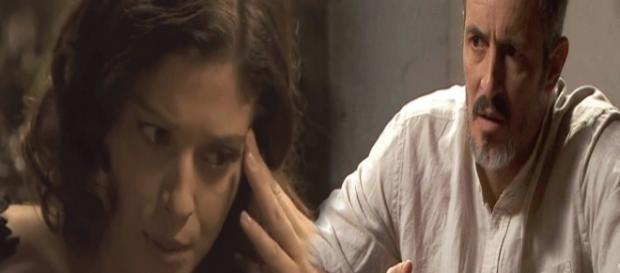 Il Segreto, trame spagnole 14-18/11: Candela sta male, Alfonso in pericolo