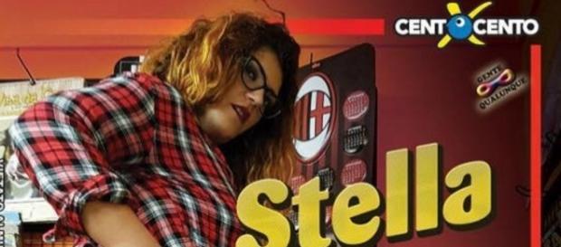 L'attrice amatoriale Stella Rubino