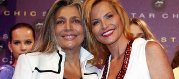 Mara Venier e la lite con Simona Ventura