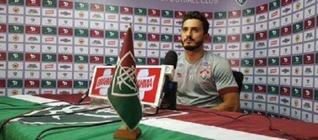 Marquinho usa a história para justificar a luta do Fluminense por vaga na Libertadores (Foto: Arquivo)