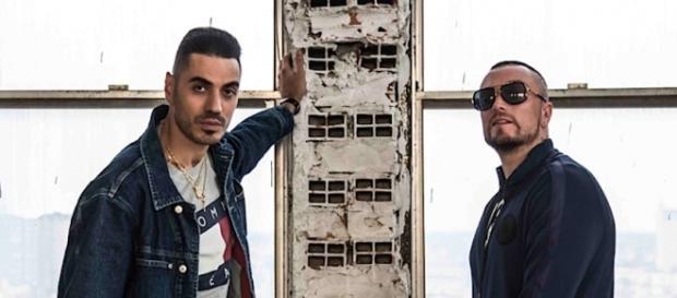 Marracash e Guè Pequeno, autori di 'Santeria', si apprestano a pubblicare la riedizione dell' album