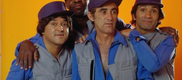 'Os Trapalhões' marcaram gerações na televisão