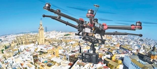 Poliția Locală Sector 1 are drone de supraveghere secrete