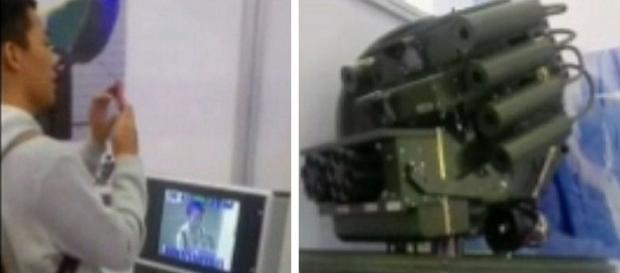 Robô também pode detectar e tornar alvo carros a 10 km