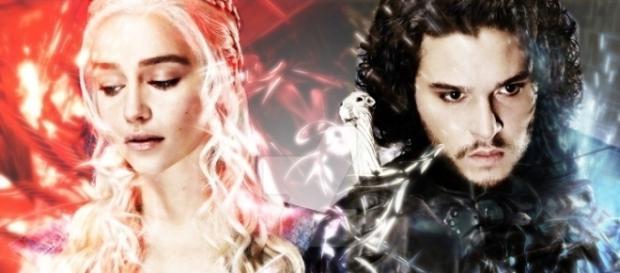 Teoria sobre Jon Snow y Daenerys Targaryen