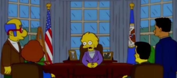 The Simpsons correctly predicted a Donald Trump would be President ... - thesun.co.uk
