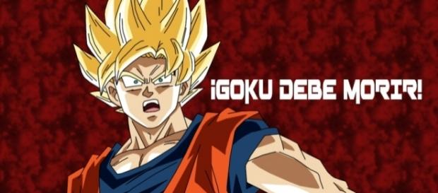 Un asesino viene en busca de Goku