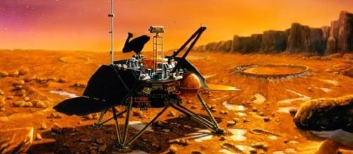 Beagle 2 was designed to collect soil samples from Mars [Image: Pixabay.com]