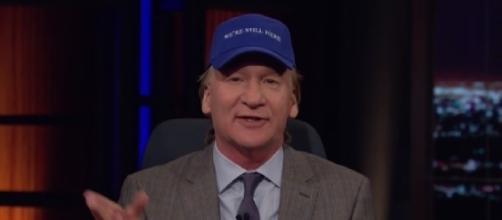 Bill Maher on Donald Trump, via YouTube