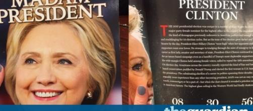 Madam President: how Newsweek reported a Clinton victory | Media ... - theguardian.com
