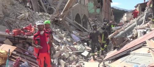 Nuove misure del Governo a favore delle popolazioni colpite dal terremoto